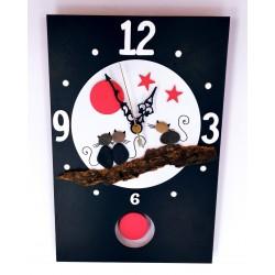 39.Reloj de pared...