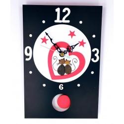 41.Reloj de pared...