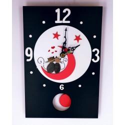 38.Reloj de pared...