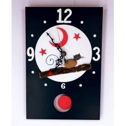 40.Reloj de pared...