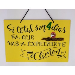 14.Cartel rectangular frase...
