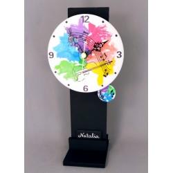 13. Reloj redondo péndulo...
