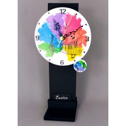 11. Reloj redondo péndulo...