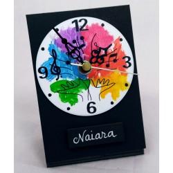18. Reloj sobremesa 9x13cm....