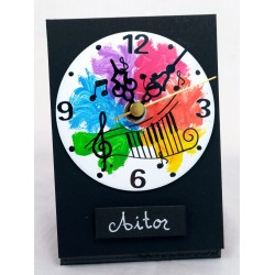 19. Reloj sobremesa 9x13cm....