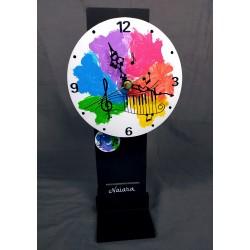 11. Rellotge rodó pendul...