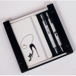 Caixa llibreta butxaca +...