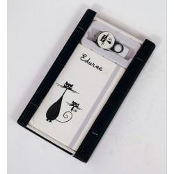 Caja libreta bolsillo + pen...